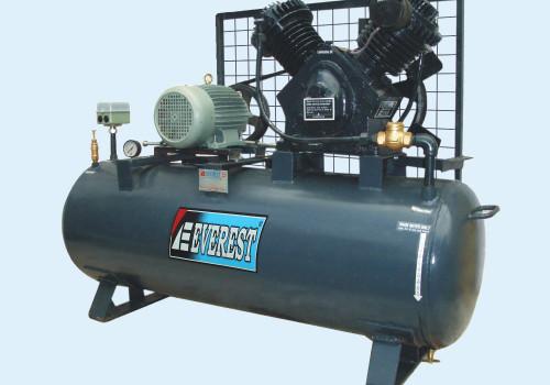 Air Compressor (2 Cylinder)