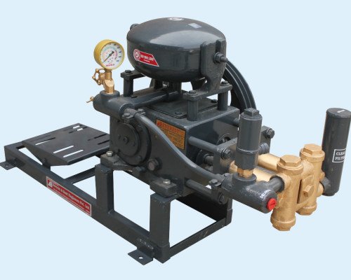 Industrial Machine (Heavy Duty, High Pressure)